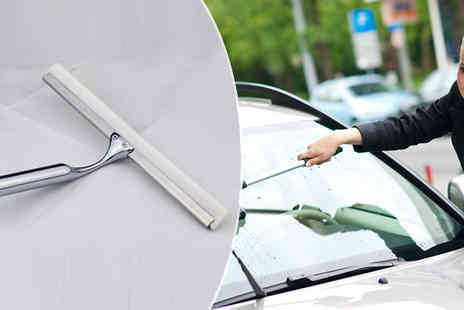 Comxuk - Squeegee Cleaner Wiper with Holder - Save 77%