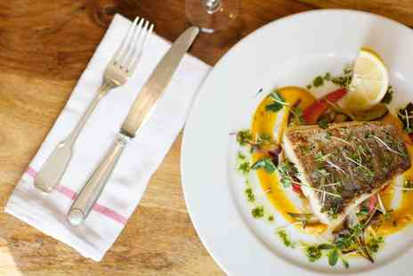 Two Little Pigs - 17th Century Pub Good Pub Guide Praised Meal for 2 - Save 47%