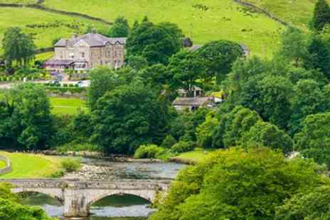 The Devonshire Fell - Yorkshire Dales Stay with Tasting Menu Dinner - Save 34%