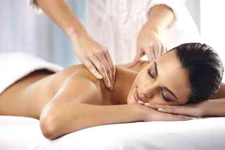 Nail & Beauty Co - Choice of 30, 60 or 90 Minute Massage and Holistic Therapy Package - Save 50%