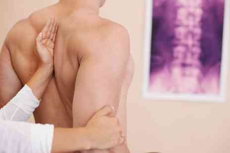 Manual Treatment  - 60 Minute Osteopathic Treatment with Consultation - Save 70%