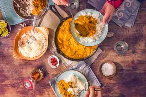 Singh's Little India - Indian Meal with Sides for Two or Four - Save 50%