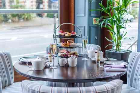 Nova Restaurant London Chiswick - Afternoon Tea with Champagne for Two - Save 47%