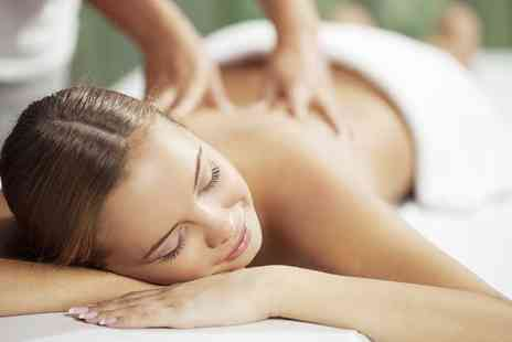 Holistic Therapy Centre - Massage with Optional Guided Meditation - Save 30%