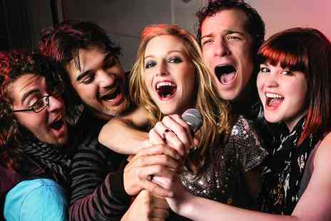 Mix Karaoke Bar - One Hour Karaoke Session with Bubbly for 10 or 15 - Save 87%