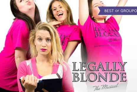 SKY Theatre -  One premium ticket to see Legally Blonde Musical on 28 March To 1 April - Save 30%