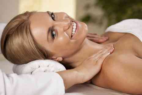Jessicas Beauty - Back, Neck and Shoulder Massage or Gel Manicure or Both - Save 0%