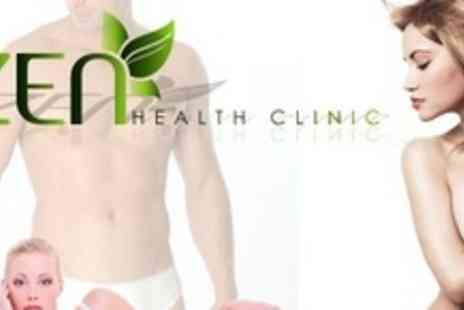 Zen Health Clinic Manchester - Seven Sessions of Laser Lipolysis and Vibration Plate - Save 90%