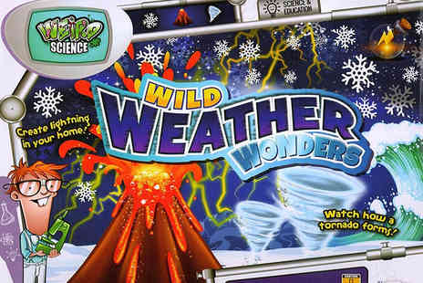 Ckent Ltd - Wild weather wonders set - Save 57%