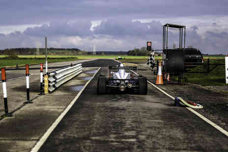 SWB Motorsport - Up to 90 minute Formula Renault driving experience - Save 50%