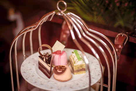 Sheraton London - Signature Bird Cage Afternoon Tea for Two at the 5* Art Deco Sheraton Grand London - Save 0%