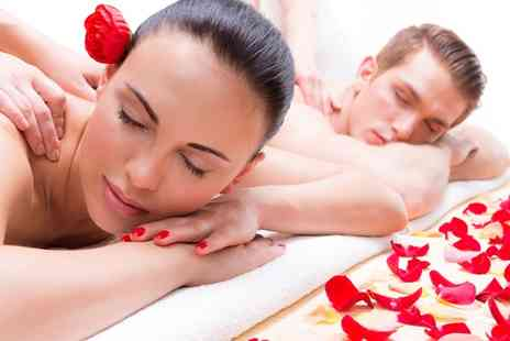 Suprina Salon and Spa - 30 or 45 Minute Massage for Two - Save 62%