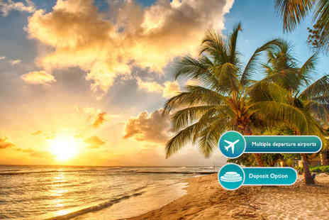 ClearSky Holidays - Seven, 10 or 14 night Barbados stay with breakfast & flights - Save 26%