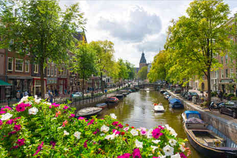 Weekender Breaks - Two or three night Amsterdam break including flights - Save 45%