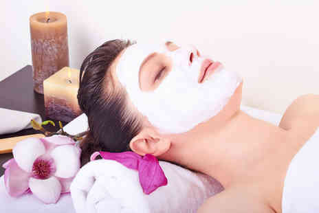 Vericas Beauty -  Express facial and back massage - Save 53%