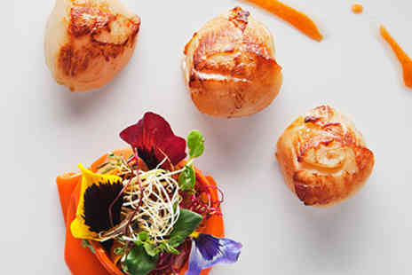 Michelin Starred Ametsa - Five Course Dining Experience with Wine for Two - Save 31%
