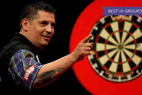 CSS North West Masters Darts - Ticket to CSS North West Masters Darts On Friday 24 February - Save 30%