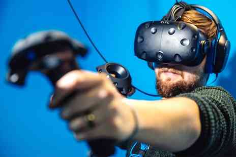 Immersion Gaming - One Hour Virtual Reality Gaming Session for One or Two - Save 0%