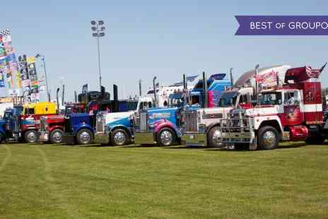 Truckfest South - Ticket for a Child, Adult or a Family to Truckfest South Day on 27 and 28 May - Save 0%