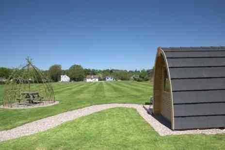 Stratford Caravans - Three or Four Night Self Catering Snug or Hobbit Hut Stay for Up to Four - Save 38%
