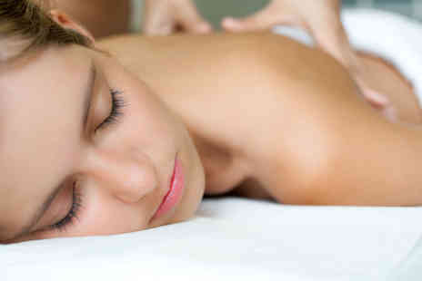 Tranquil Spa - Full body scrub and detox wrap with a mini facial or scalp massage - Save 0%