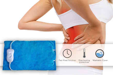Sashtime - Electric heat relief pad - Save 79%