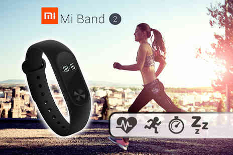 Toy Meets World - Eight in one fitness bracelet with heart rate monitor functions and more - Save 84%