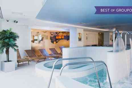 The St Davids Hotel - Spa Day With 25 Minute Treatment of Choice and Lunch - Save 43%