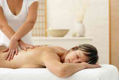 Skin Hand Tonic - 60 Minute Full Body or 45 Minute Hot Stone Massage - Save 51%