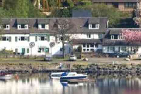 Clachan Cottage Hotel - Scenic two-night Perthshire break for two, including breakfast - Save 60%