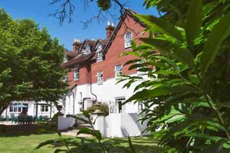 Moorhill House Hotel - Two Night Break with Meals - Save 54%