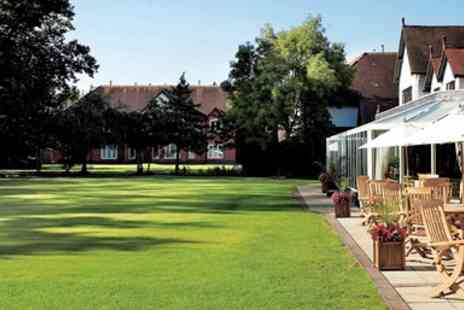 Macdonald Craxton Wood Hotel & Spa - Cheshire Getaway with Breakfast & Spa - Save 0%
