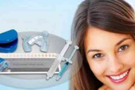 The Smile Spa - Peroxide-free home teeth whitening kit - Save 84%