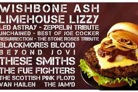 The Ferry - Live Rock Music and a Burger Meal for Two, Four or Eight - Save 35%