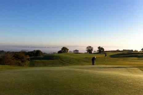 Hinksey Heights Golf Club - 18 Holes of Golf for Two or Four - Save 37%