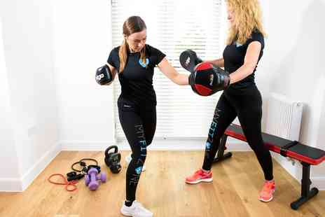 MyFitZone - Up to Eight Boxercise or Circuit Classes - Save 0%