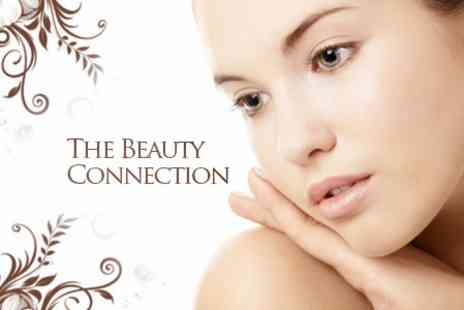 The Beauty Connection - Crystal Clear Microdermabrasion and Bio Oxygen Facial for £38 - Save 61%