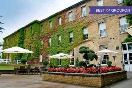 De Vere Beaumont Estate Hotel - One Night Stay for Two with Breakfast with Option for 2 Course Dinner - Save 0%