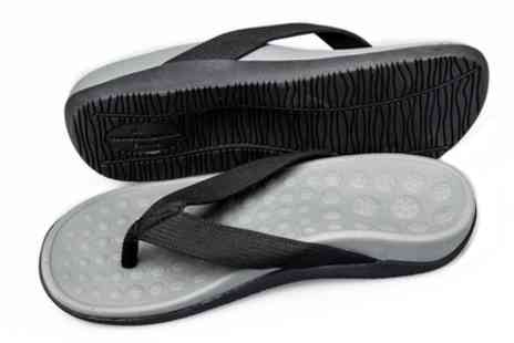 Groupon Goods Global GmbH - Unisex Orthotic Sandals in Choice of Size - Save 49%