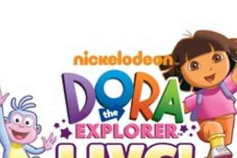 Milkn2Sugars - Exclusive Deal Dora the Explorer LIVE Premium Tickets including photo with show character - Save 35%