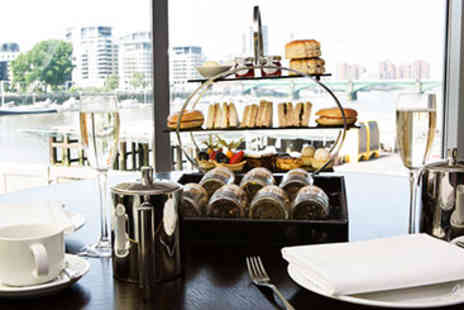 Crowne Plaza London hotel - Sparkling Afternoon Tea for Two - Save 0%