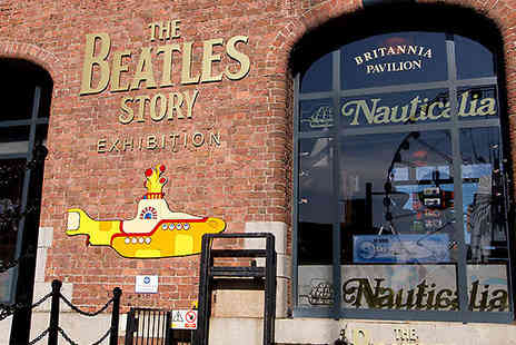 OMGhotels - One Night 4 Star Stay, Breakfast and The Beatles Story Ticket - Save 39%