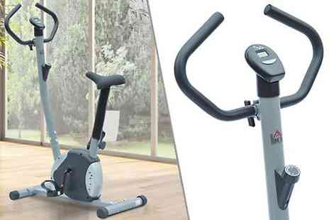 MHSTAR - Indoor Cycling Exercise Bike - Save 78%