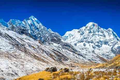 Outfitter Nepal Treks & Expedition - 13 Night Annapurna Base Camp Trek - Save 42%