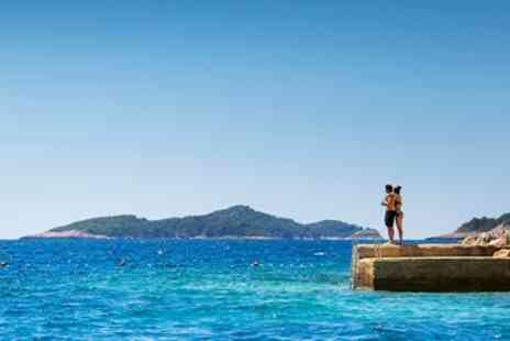 Luxury Holiday Collection - Croatian Island Holiday with Flights, Meals & Transfers - Save 0%