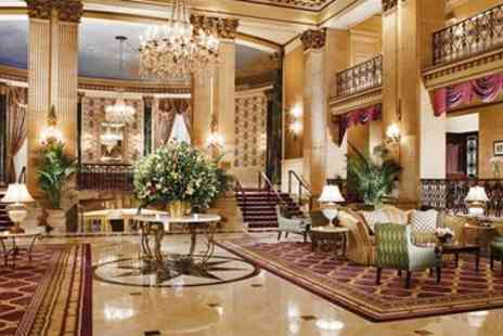 The Roosevelt Hotel - NYC Classic Midtown Hotel with Upgrade & Weekends - Save 0%