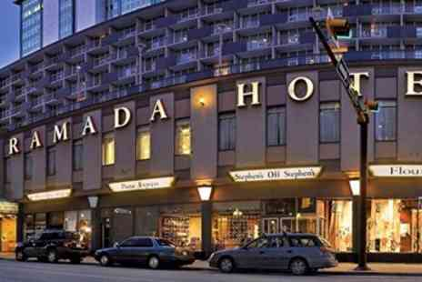Ramada Plaza - Downtown Calgary Hotel Stay with Breakfast & Parking - Save 0%
