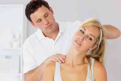 Osteopathy UK - Osteopathy Consultation with Two Treatments - Save 63%