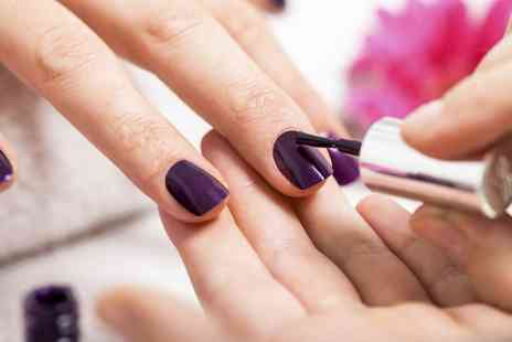 Ello Gorgeous - Shellac Manicure, Pedicure or Both - Save 0%