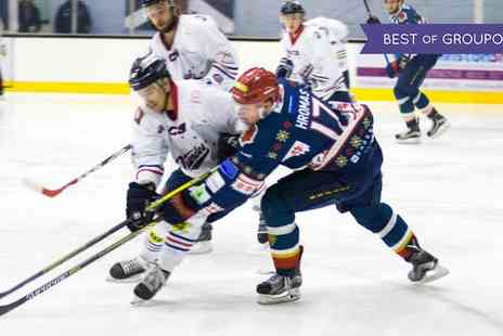 Edinburgh Capitals - Tickets to Edinburgh Capitals vs Cardiff Devils on 26 February - Save 49%